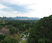 view of chengde