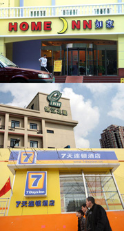 Budget Hotels in China
