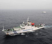china marine surveillance ship