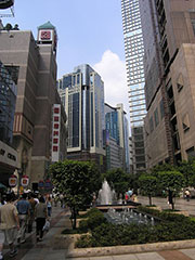 chongqing downtown