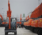sany industrial trucks china
