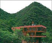 commune by the great wall- hotel