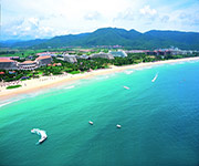 hainan, yalong bay