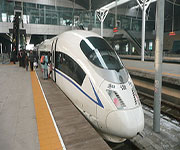 high speed rail china