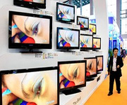 lcd tvs in china