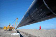oil pipeline in china