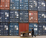 shipping containers in china