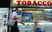 tobacco in china